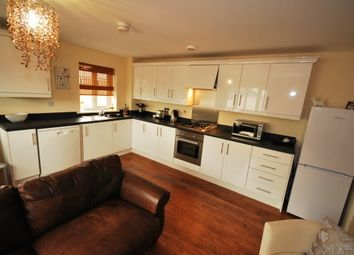 Thumbnail 2 bedroom flat to rent in Coldstream Court, Stoke