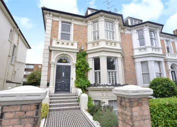 Thumbnail 5 bed semi-detached house for sale in Denmark Villas, Hove, East Sussex