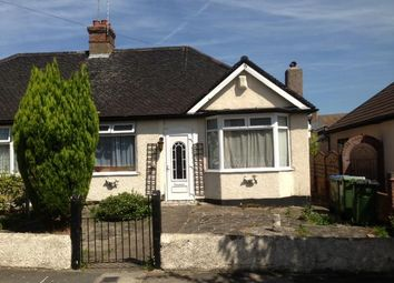 Thumbnail 2 bedroom bungalow to rent in Irwin Avenue, London
