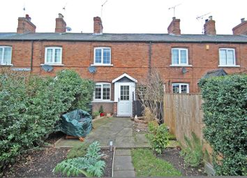 Thumbnail 2 bed cottage for sale in New Row, Woodborough, Nottingham