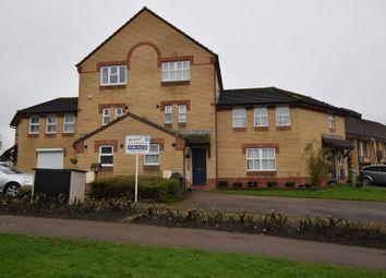 Thumbnail 3 bed town house for sale in Oldbrook Boulevard, Oldbrook, Milton Keynes
