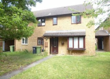 Thumbnail 2 bed mews house for sale in Senwick Drive, Wellingborough