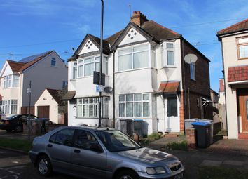 Thumbnail 2 bed flat for sale in Rugby Avenue, Wembley