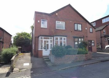 Thumbnail 3 bedroom semi-detached house for sale in Crescent Grove, Hartshill, Stoke-On-Trent