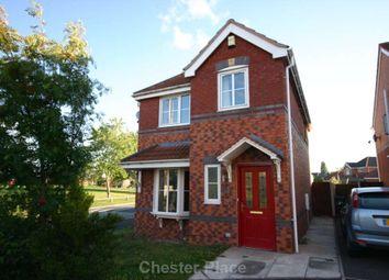 Thumbnail 3 bed detached house to rent in Somerville Crescent, Ellesmere Port