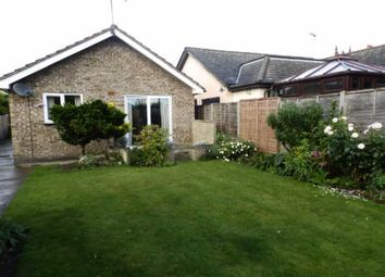 Thumbnail 3 bed detached bungalow to rent in The Driftway, Ipswich, Suffolk