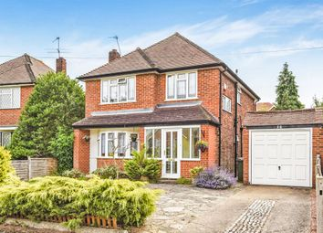 Thumbnail 3 bedroom detached house for sale in Abinger Avenue, Cheam, Sutton