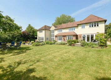 Thumbnail 8 bedroom detached house for sale in Compton, Winchester, Hampshire