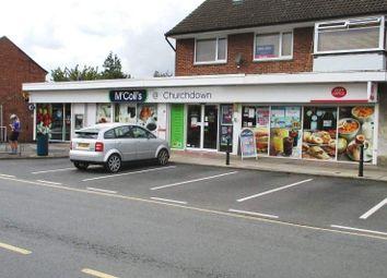 Thumbnail Retail premises for sale in St. Johns Avenue, Churchdown, Gloucester
