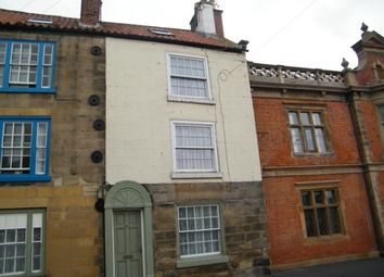 Thumbnail 2 bed maisonette for sale in Infants School Yard, Church Street, Whitby, North Yorkshire