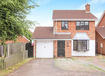 Thumbnail 3 bed detached house for sale in Linnet Rise, Kidderminster