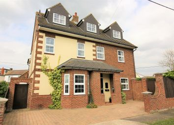 Thumbnail 6 bed detached house for sale in Castle Road, Hadleigh