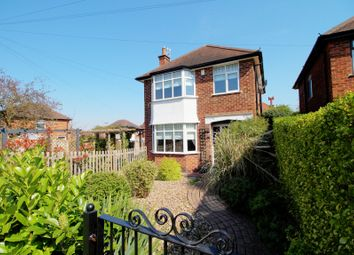 Thumbnail 3 bedroom detached house for sale in Stanhome Drive, West Bridgford, Nottingham