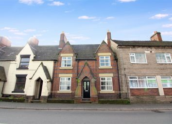 Thumbnail 3 bed town house for sale in High Street, Tean, Stoke-On-Trent