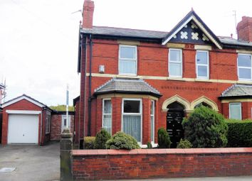 Thumbnail 4 bed semi-detached house for sale in Burscough Street, Ormskirk