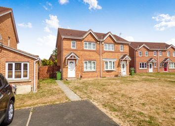 Thumbnail 3 bed semi-detached house for sale in Hive Close, Stockton-On-Tees