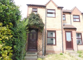 Thumbnail 2 bed end terrace house for sale in Platers Walk, Leiston