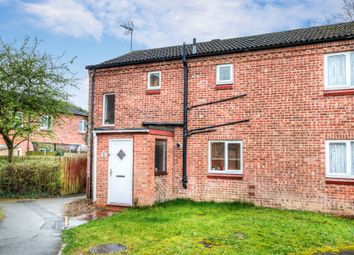 Thumbnail 2 bed end terrace house for sale in Exhall Close, Church Hill, Redditch