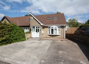 Thumbnail 3 bedroom semi-detached bungalow for sale in Brunel Close, Barry