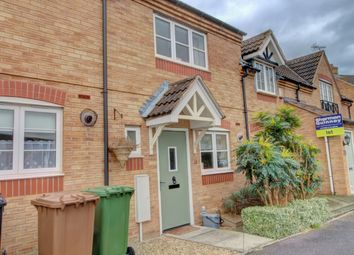 Thumbnail 2 bed terraced house for sale in Sharnbrook Avenue, Hampton Vale, Peterborough