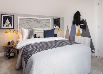 """Thumbnail 4 bed detached house for sale in """"Windsor"""" at The Ridge, London Road, Hampton Vale, Peterborough"""