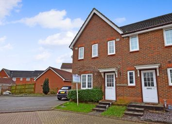 Thumbnail 3 bed terraced house for sale in Paddock Close, Edenbridge