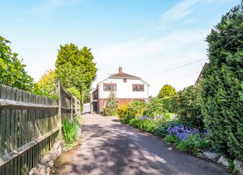 Thumbnail 4 bed detached house for sale in Church Road, West Peckham, Maidstone