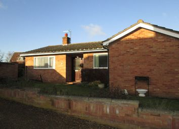 Thumbnail 2 bed detached bungalow for sale in Woodland Close, Potton