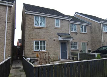 Thumbnail 3 bed end terrace house for sale in Meadowfield, Burnhope, Durham