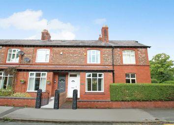 Thumbnail 2 bedroom terraced house for sale in Cedar Road, Hale, Altrincham