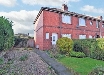 Thumbnail 2 bed end terrace house for sale in Whitehill Road, Brinsworth, Rotherham