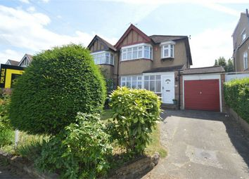 Thumbnail 3 bed semi-detached house for sale in Langdon Drive, London