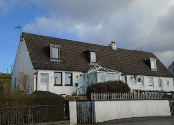 Thumbnail 4 bed semi-detached house for sale in Aultbea, Achnasheen
