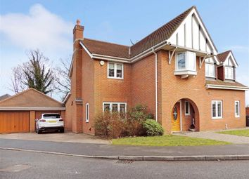 Thumbnail 5 bed detached house to rent in Willow Mead, Romiley, Stockport