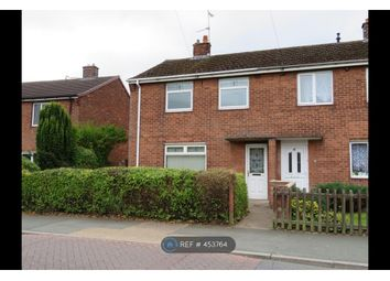 Thumbnail 3 bed semi-detached house to rent in Queensway, Wrexham