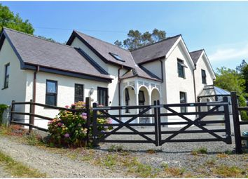 Thumbnail 5 bed country house for sale in Brongest, Newcastle Emlyn