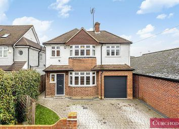 Manygate Lane, Shepperton TW17. 4 bed detached house for sale