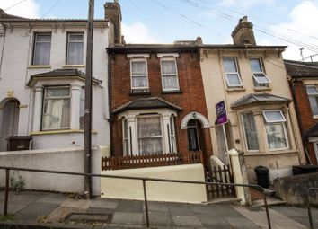 Thumbnail 3 bed terraced house for sale in Institute Road, Chatham