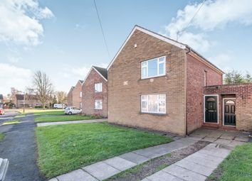Thumbnail 2 bed maisonette for sale in Queens Crescent, Bawtry, Doncaster
