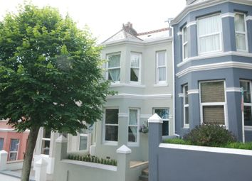 Thumbnail 2 bedroom terraced house for sale in Bradley Road, Mannamead, Plymouth