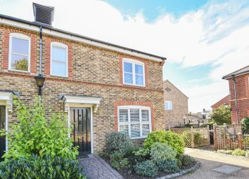 Thumbnail 2 bed cottage for sale in Churchfield Court, Girton, Cambridge