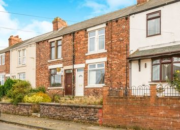 Thumbnail 3 bedroom terraced house to rent in Rock Terrace, New Brancepeth, Durham