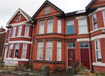 Thumbnail 4 bed terraced house for sale in Carlton Road, Birkenhead