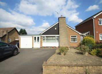 Thumbnail 3 bed bungalow for sale in Woodfield Road, Burbage, Hinckley