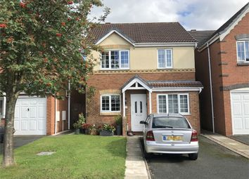 Thumbnail 3 bed detached house for sale in Marlow Drive, Branston, Burton-On-Trent, Staffordshire