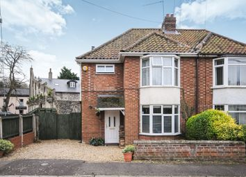 Thumbnail 3 bedroom semi-detached house for sale in Thomas Paine Avenue, Thetford