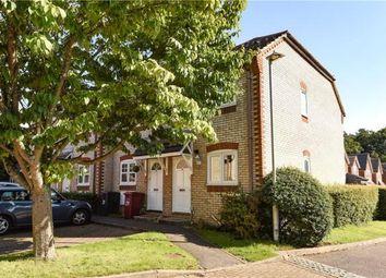 Thumbnail 2 bedroom end terrace house for sale in Manor Park Close, Tilehurst, Reading