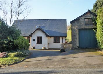 Thumbnail 3 bed detached bungalow for sale in Primrose Hill, Aberystwyth