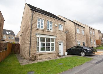 Thumbnail 4 bedroom link-detached house for sale in Suffolk Rise, Huddersfield