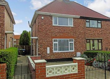Thumbnail 2 bed semi-detached house for sale in Liddell Terrace, Wheatley Hill, Durham